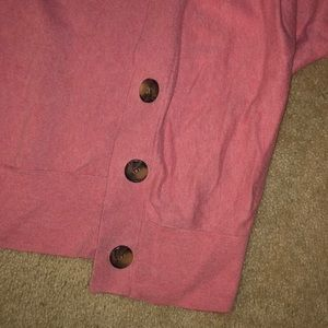 American Eagle Outfitters Sweaters - American Eagle pink cardigan